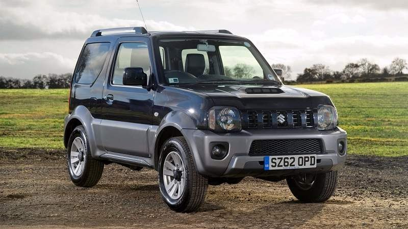 Maruti Suzuki Jimny India launch
